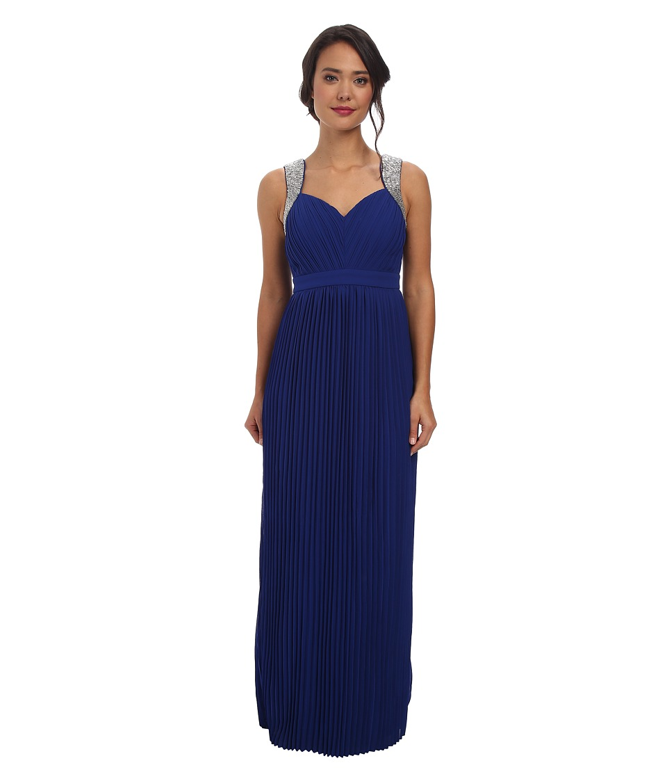 Alejandra Sky - Florenzia Gown (Royal) Women's Dress