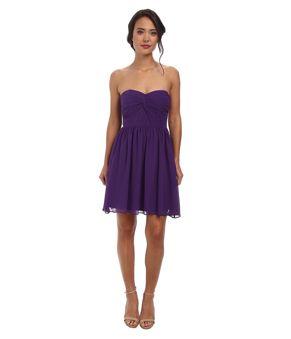 Alejandra Sky - Fae Strapless Dress (Purple) Women's Dress