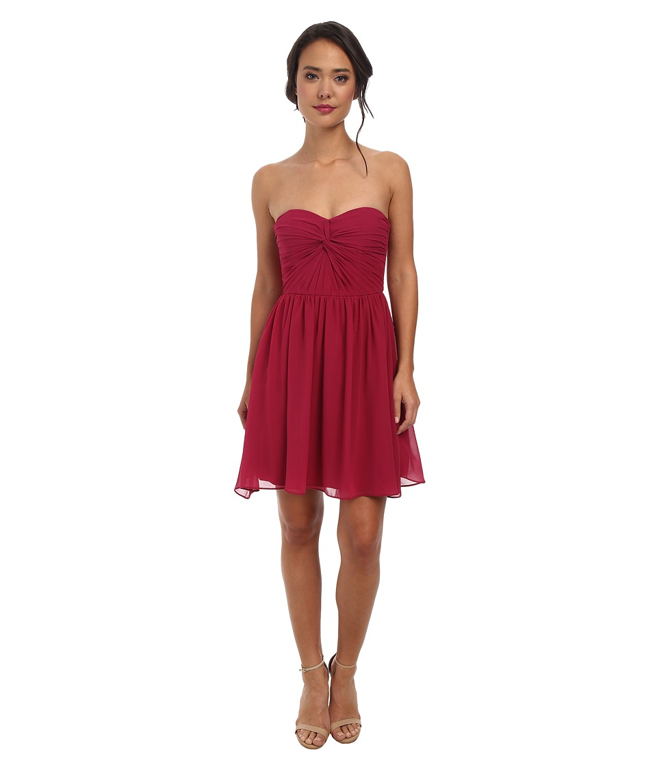 Alejandra Sky - Fae Strapless Dress (Rose) Women's Dress
