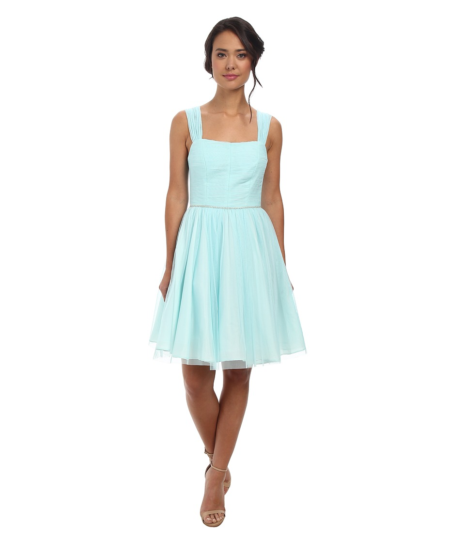 Alejandra Sky - Francois Princess Dress (Blue) Women