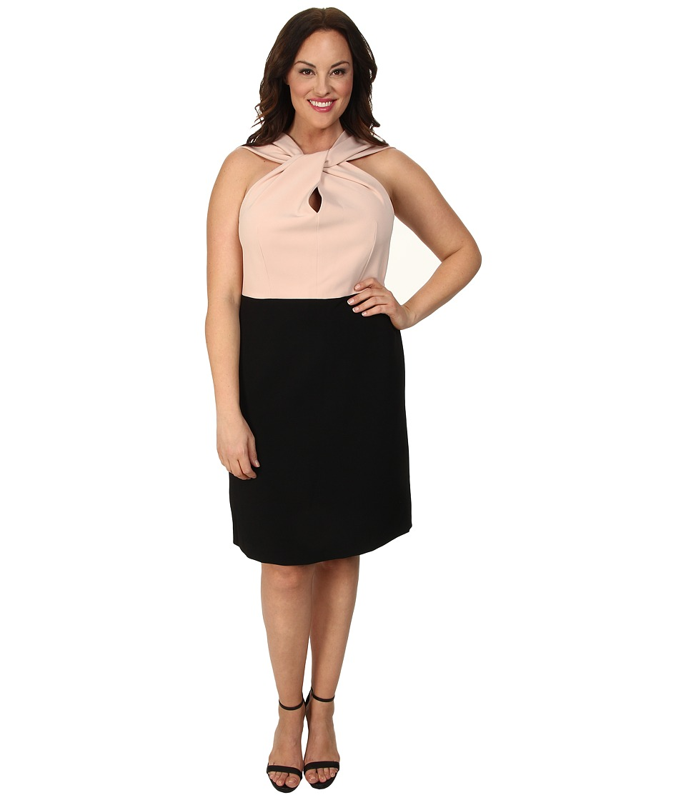 Mynt 1792 - Plus Size Cocktail Dress (Rose) Women's Dress plus size,  plus size fashion plus size appare