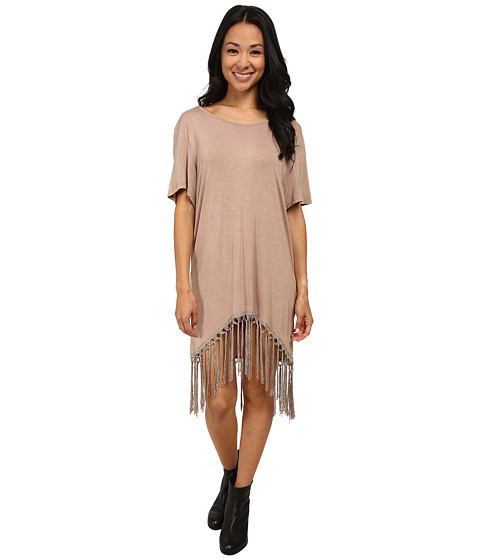 Culture Phit - Arlen Dress (Beige) Women's Dress
