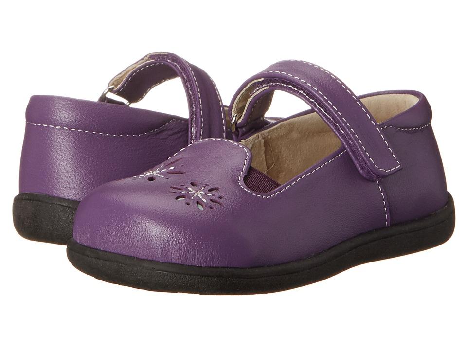 See Kai Run Kids - Alaina Belle (Toddler) (Purple) Girls Shoes