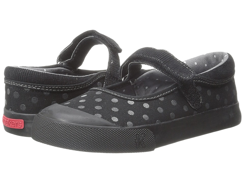 See Kai Run Kids - Sandi (Toddler/Little Kid) (Black) Girls Shoes