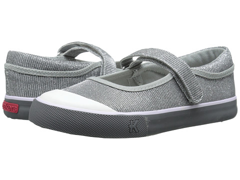 See Kai Run Kids - Florence (Toddler/Little Kid) (Silver 1) Girls Shoes
