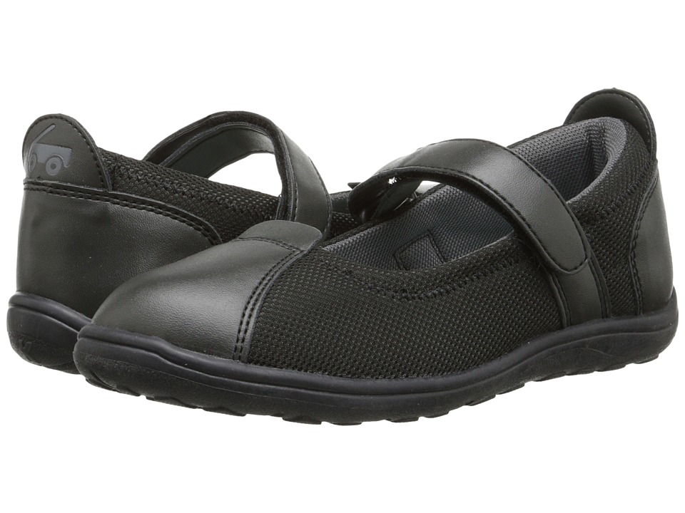 See Kai Run Kids - Millennium (Toddler/Little Kid) (Black) Girls Shoes
