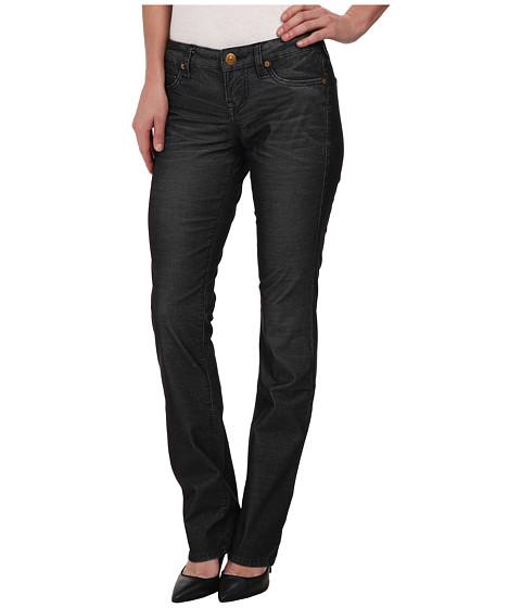 True Religion - Trisha Phoenix Straight Corduroy in Black (Black) Women's Jeans
