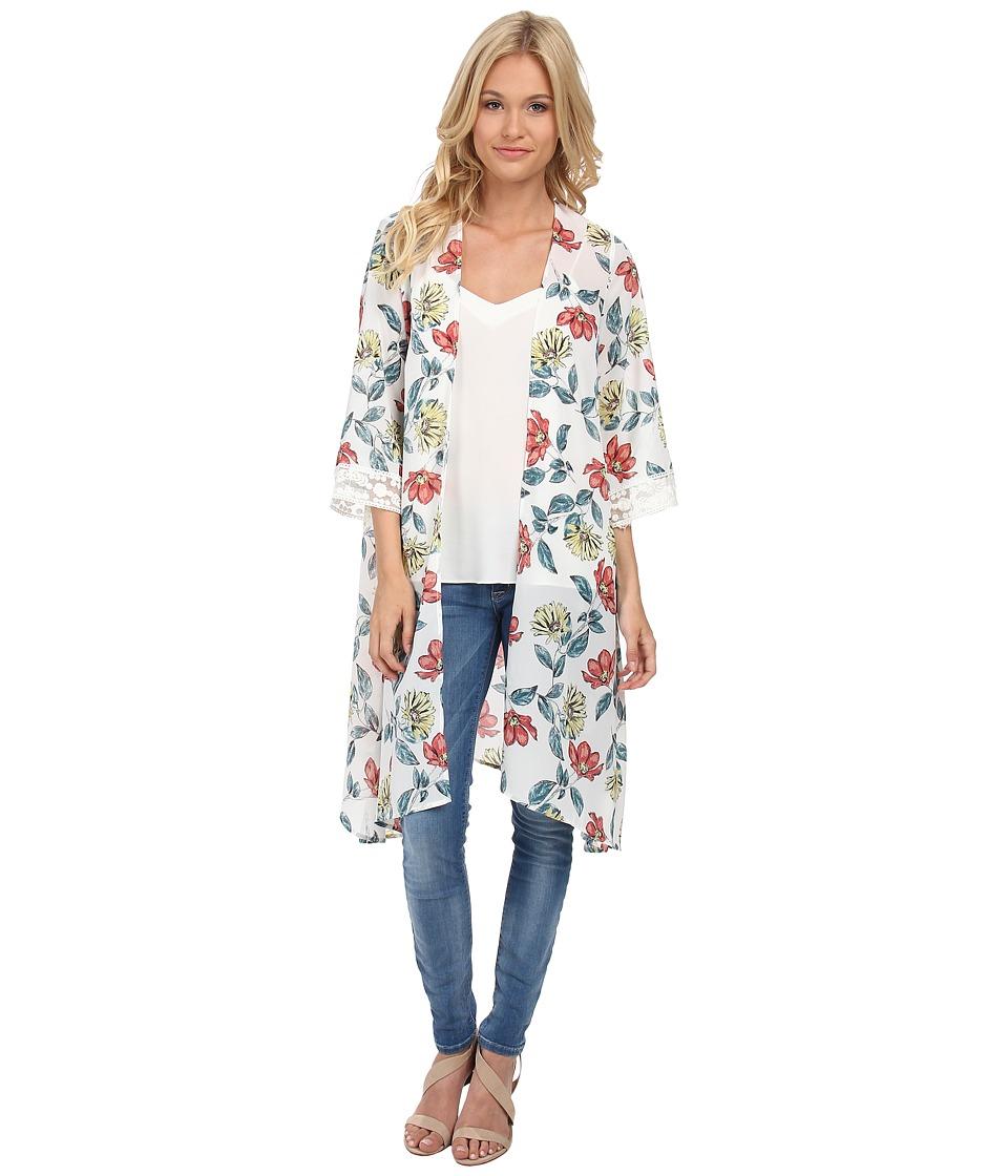 Jack by BB Dakota - Aada Desert Rose Printed CDC Vest (Multi) Women