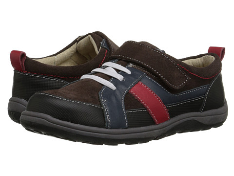 See Kai Run Kids - Anton (Toddler/Little Kid) (Brown) Boys Shoes