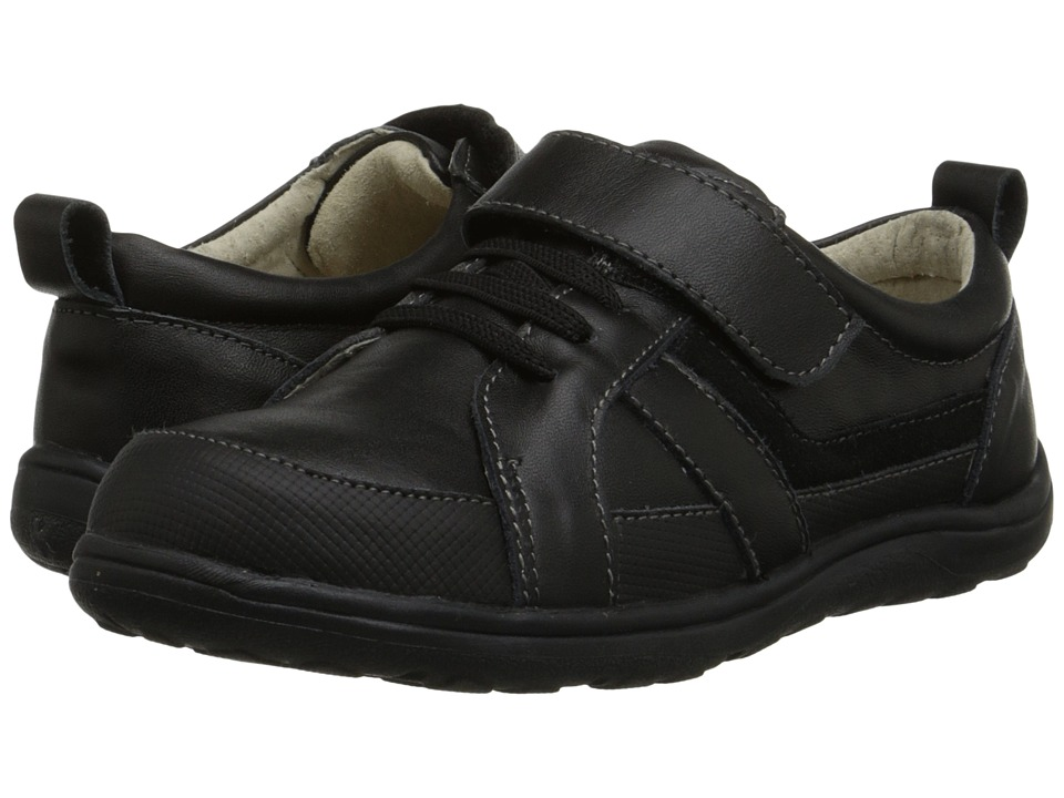See Kai Run Kids - Anton (Toddler/Little Kid) (Black) Boys Shoes