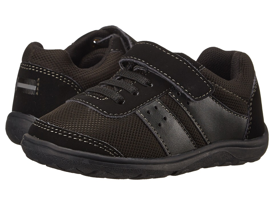 See Kai Run Kids - Alton (Toddler/Little Kid) (Black) Boy's Shoes