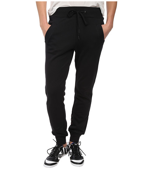 adidas Y-3 by Yohji Yamamoto - Core Pants (Black) Women's Casual Pants