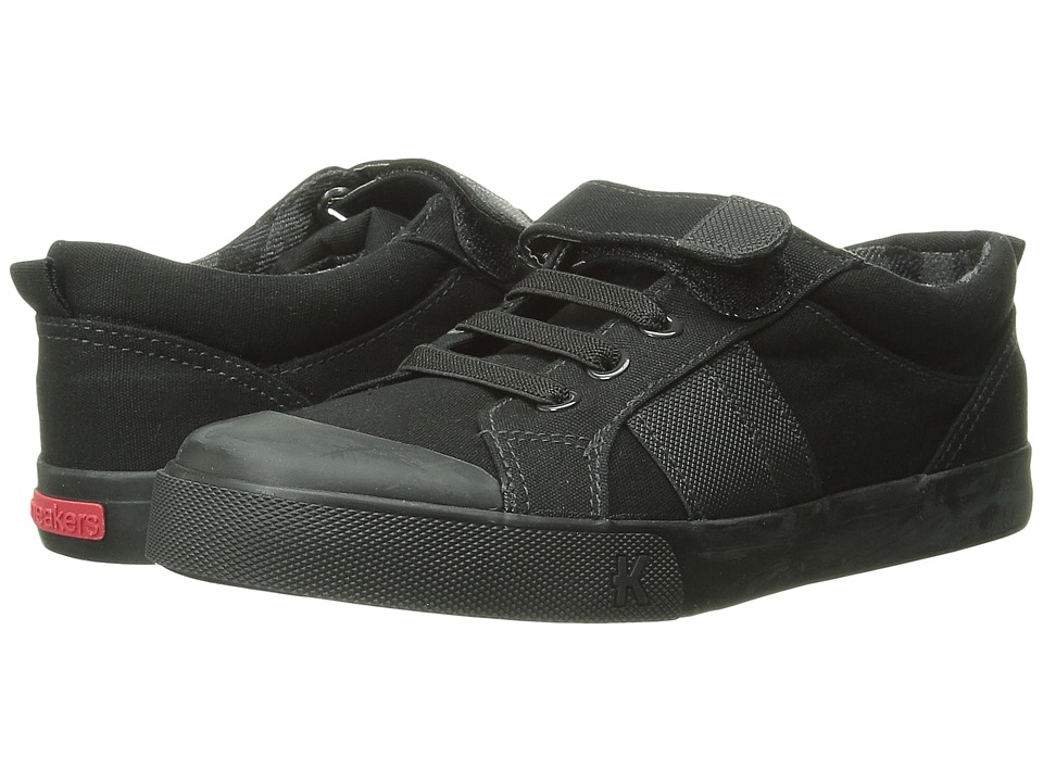 See Kai Run Kids - Donovan (Toddler/Little Kid) (Black) Boys Shoes