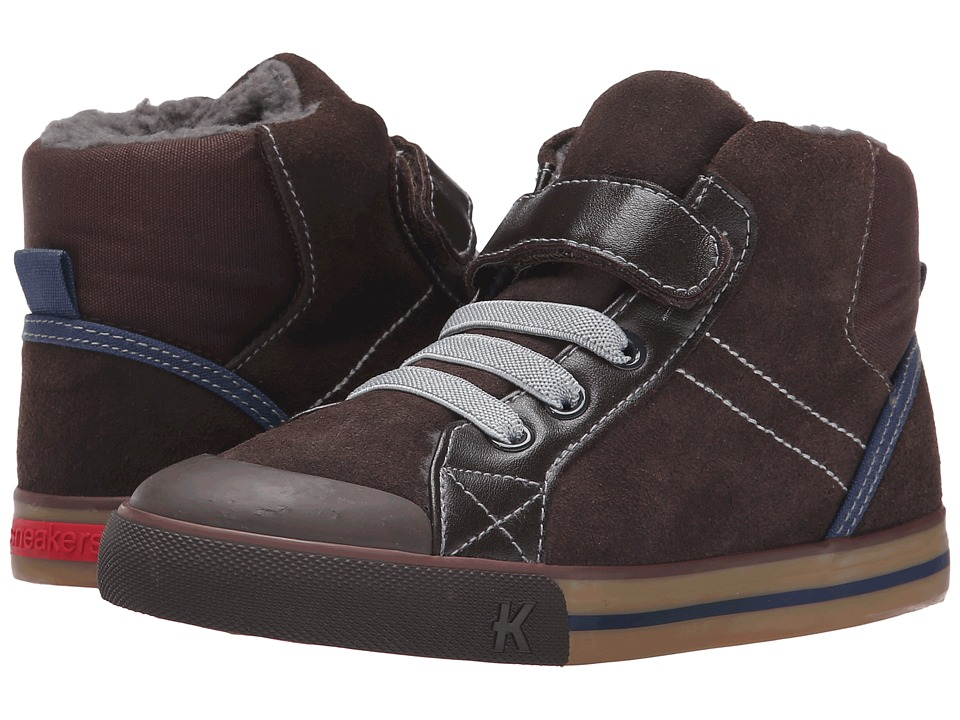 See Kai Run Kids Dane (Toddler/Little Kid) (Brown) Boy's Shoes