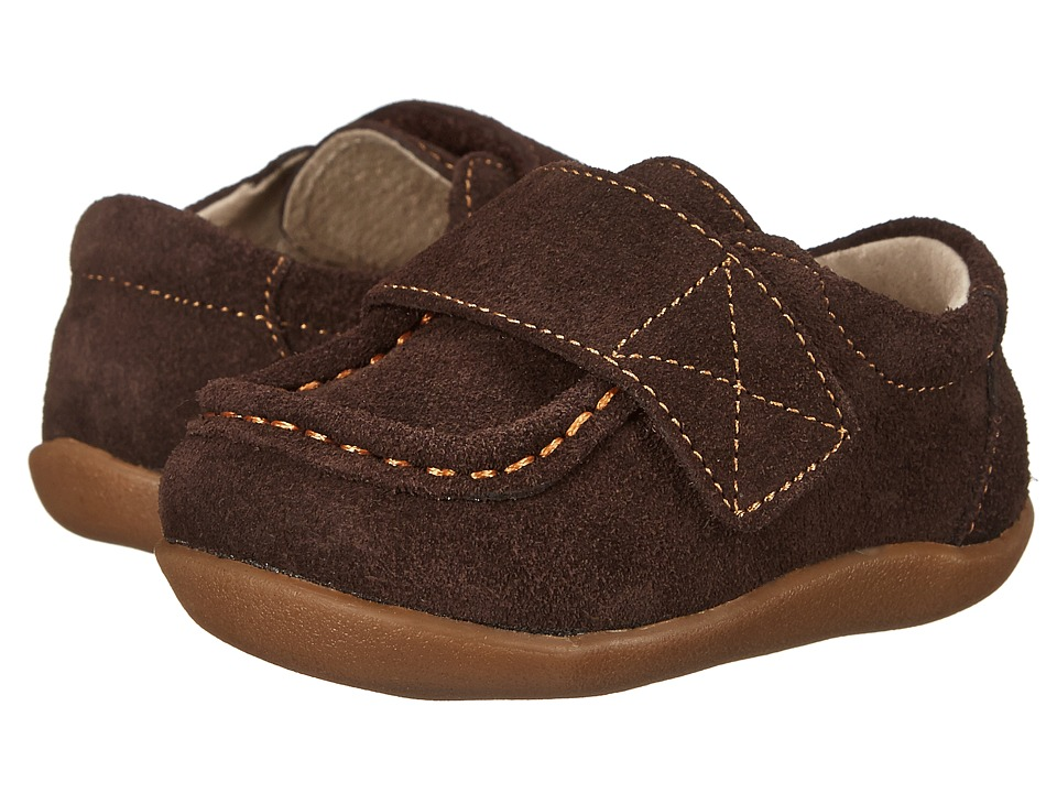 See Kai Run Kids - Mason (Infant/Toddler) (Brown) Boys Shoes
