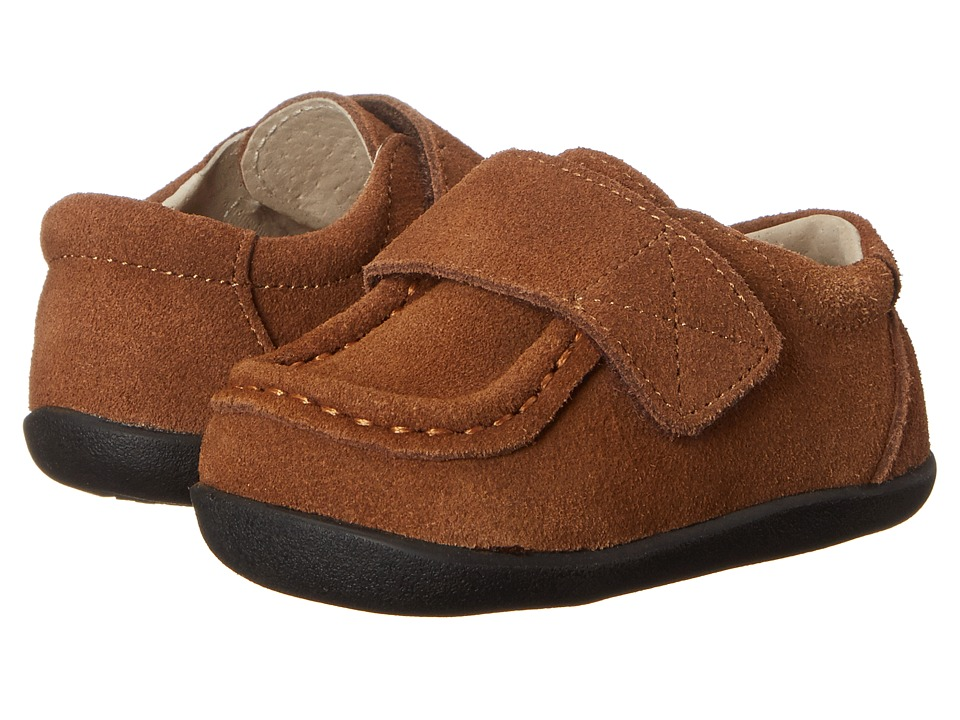See Kai Run Kids - Mason (Infant/Toddler) (Camel) Boys Shoes