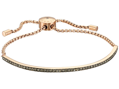 Michael Kors - Pave Bar Slider Bracelet (Rose Gold) Bracelet