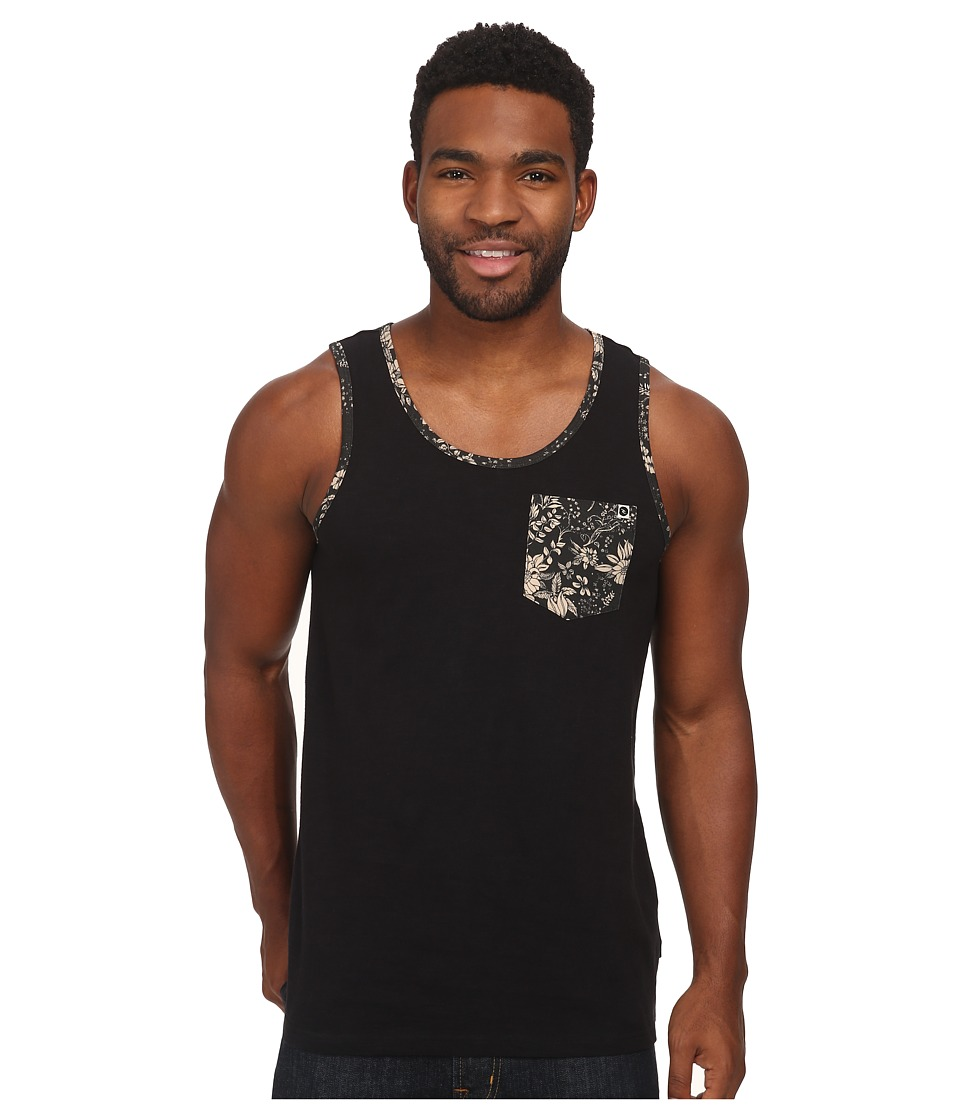Rip Curl - Lahaina Tank Top (Black) Men