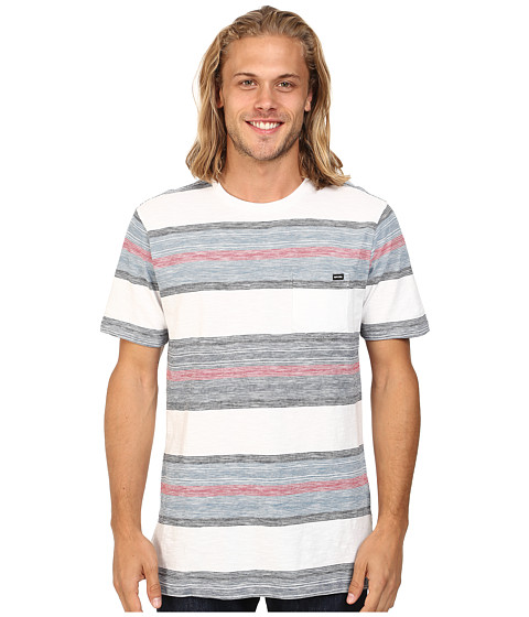 Rip Curl - Conch Crew (White) Men's Clothing