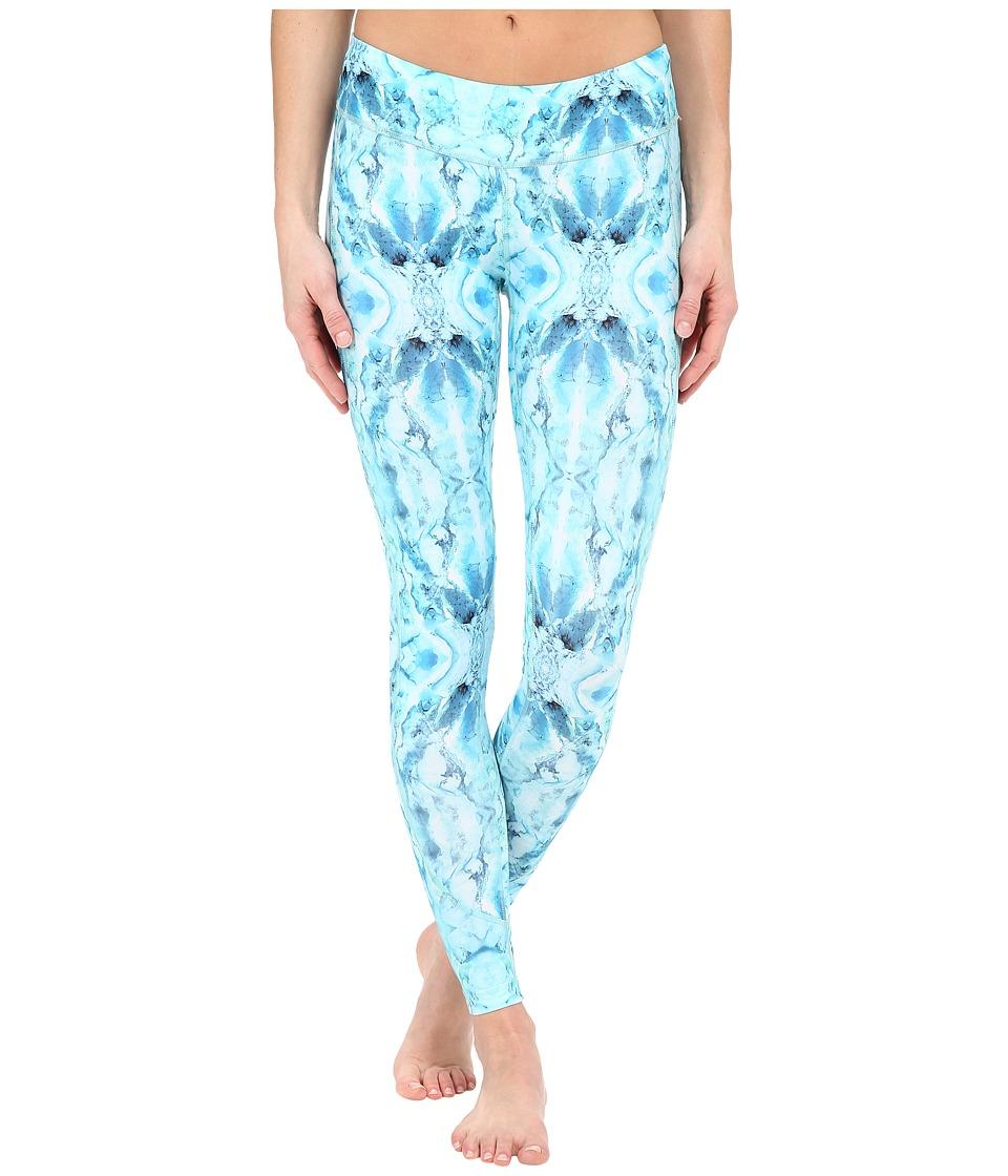 Merrell - Soto Legging Redux (Glacial Print) Women's Casual Pants