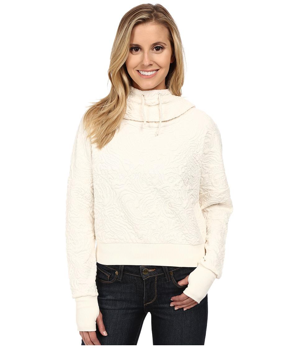 Merrell - Tesselia Hoodie (Eggshell) Women's Sweatshirt