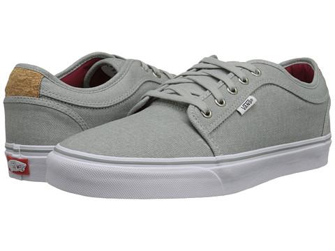 Vans - Chukka Low ((Cork) Grey) Men