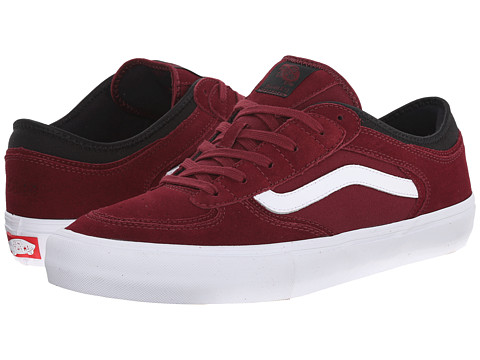 Vans - [Rowley] Pro (Wine/Black/White) Men