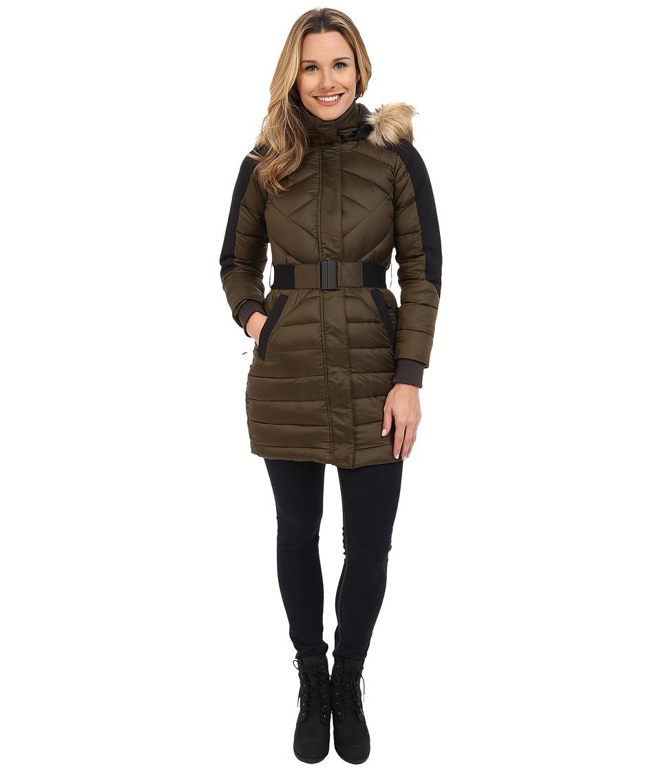 Merrell - Arctic Glow Featherless Parka (Clay) Women's Coat