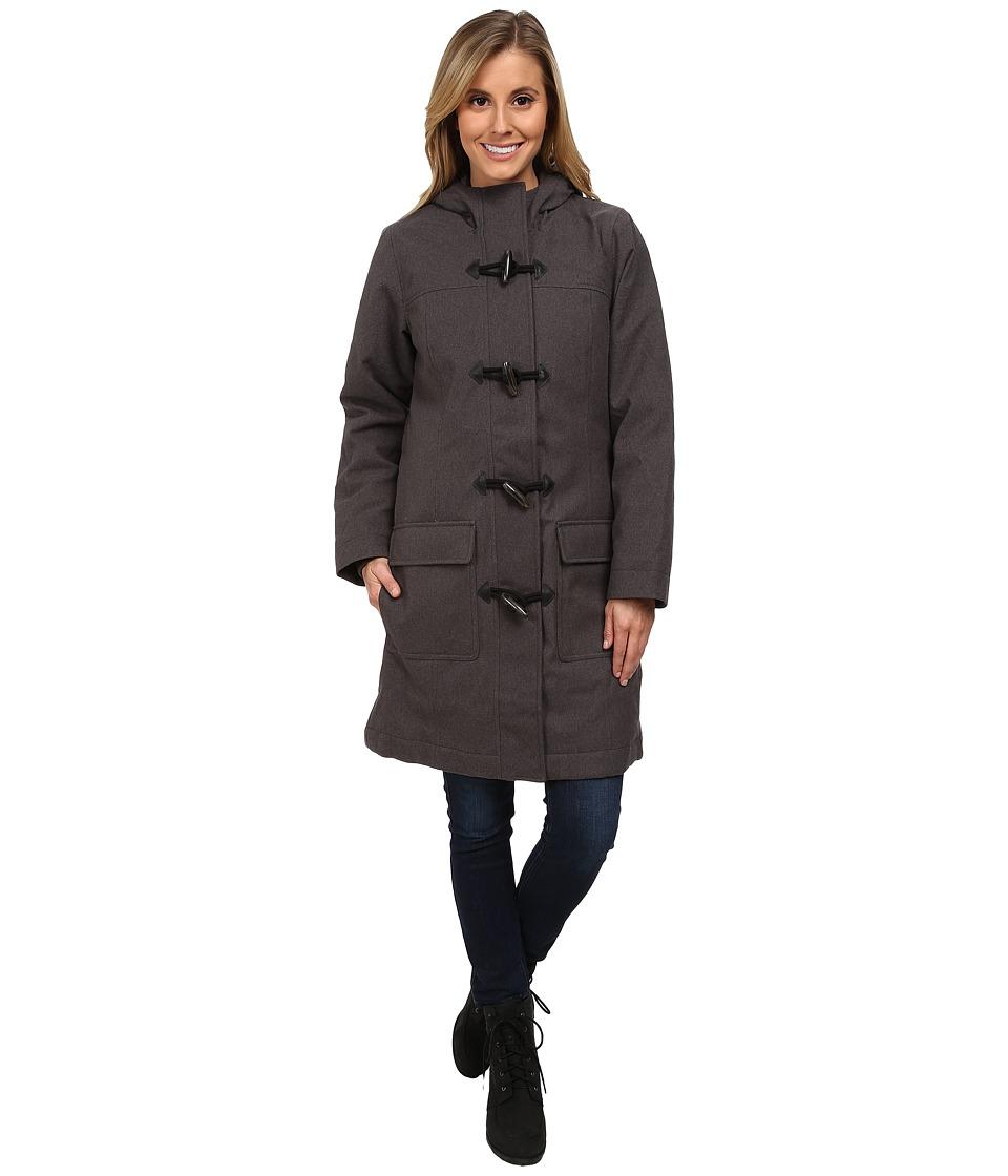 Merrell - Haven Warmth Plus 2.0 Coat (Shadow Heather) Women