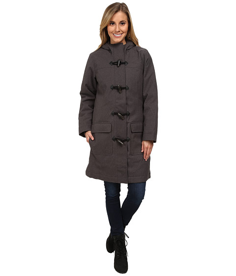 Merrell - Haven Warmth Plus 2.0 Coat (Shadow Heather) Women's Coat
