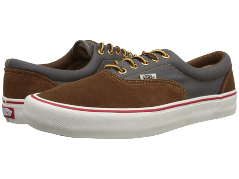 Vans - Era Pro ((Anti Hero) Brown/Cardiel) Men's Skate Shoes