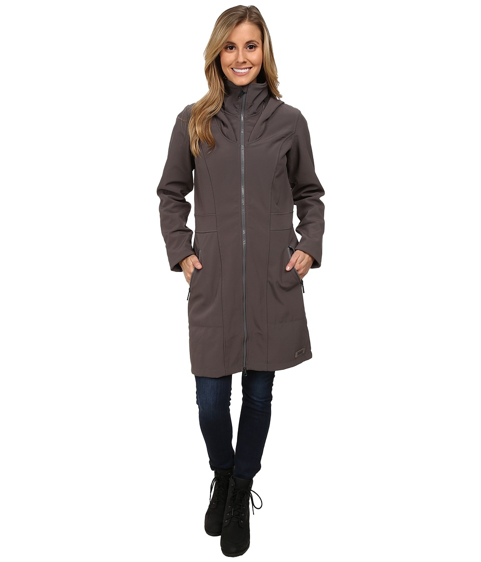 Merrell - Geraldine 2.0 Coat (Shadow) Women's Coat