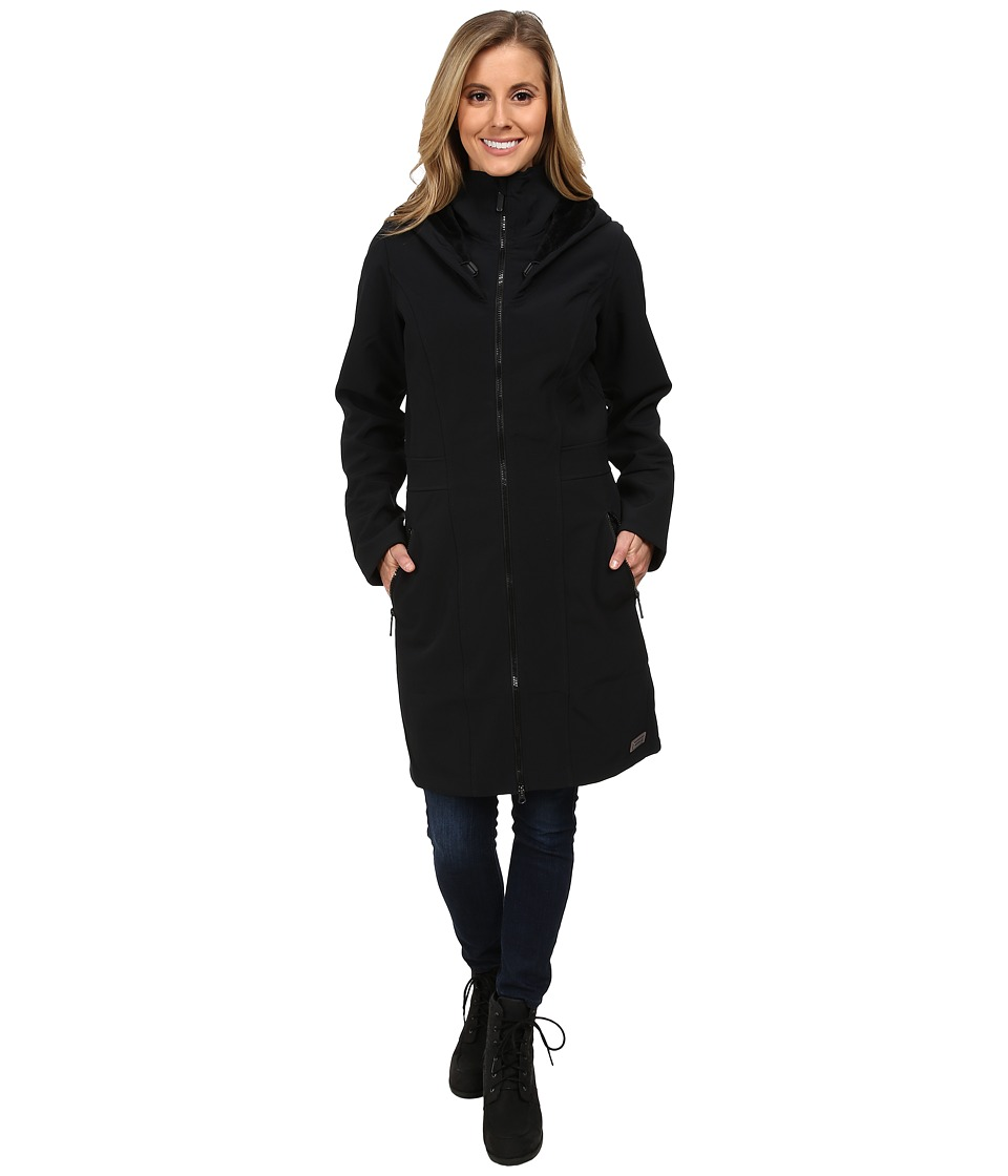 Merrell - Geraldine 2.0 Coat (Black) Women's Coat