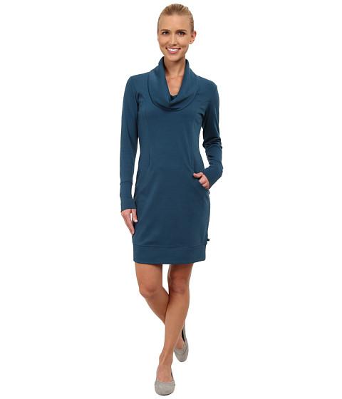 Merrell - Indira Comfy Cowl Dress (Legion Blue) Women's Dress