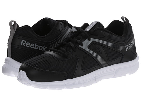 Reebok - Run Supreme MT (Black/White/Flat Grey/Royal/Silver) Men