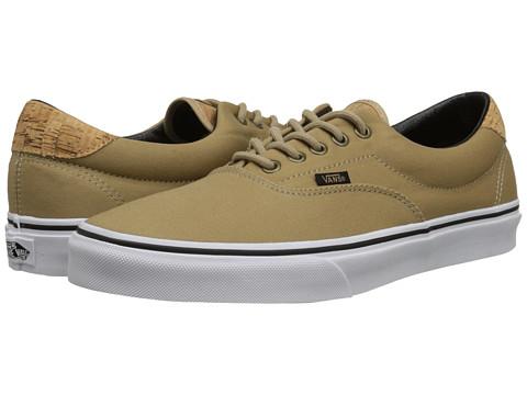 Vans - Era 59 ((Cork Twill) Incense) Skate Shoes