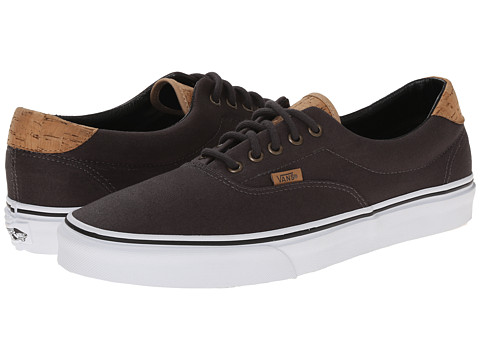 Vans - Era 59 ((Cork Twill) Dark Shadow) Skate Shoes