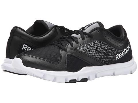 Reebok - Yourflex Train 7.0 L MT (Black/Flat Grey/White) Men's Shoes