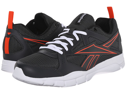 Reebok - Trainfusion 5.0 L MT (Gravel/Ultima Orange/Black/White) Men