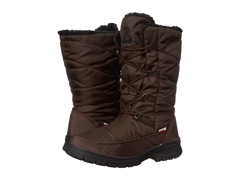 Kamik Phoenix (Dark Brown) Women