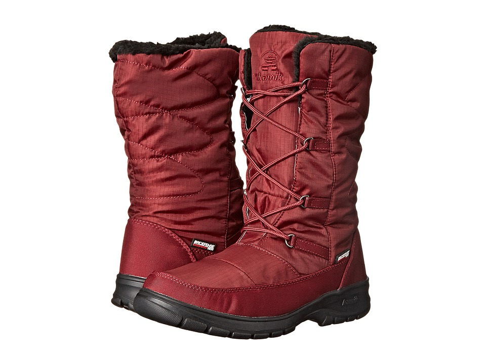 Kamik - Phoenix (Rosewood) Women's Cold Weather Boots