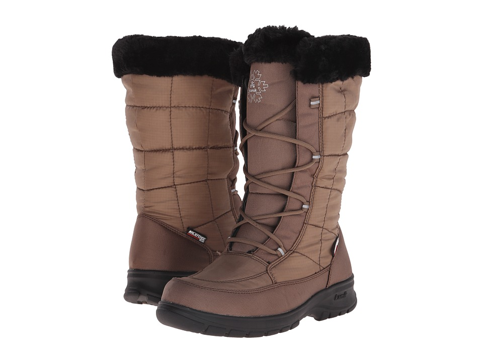Kamik - NewYork 2 (Brown) Women's Cold Weather Boots