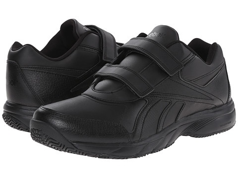 Reebok - Work 'N Cushion KC (Black 1) Men's Shoes