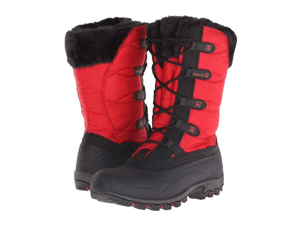 Kamik - Fortress (Red 1) Women's Cold Weather Boots