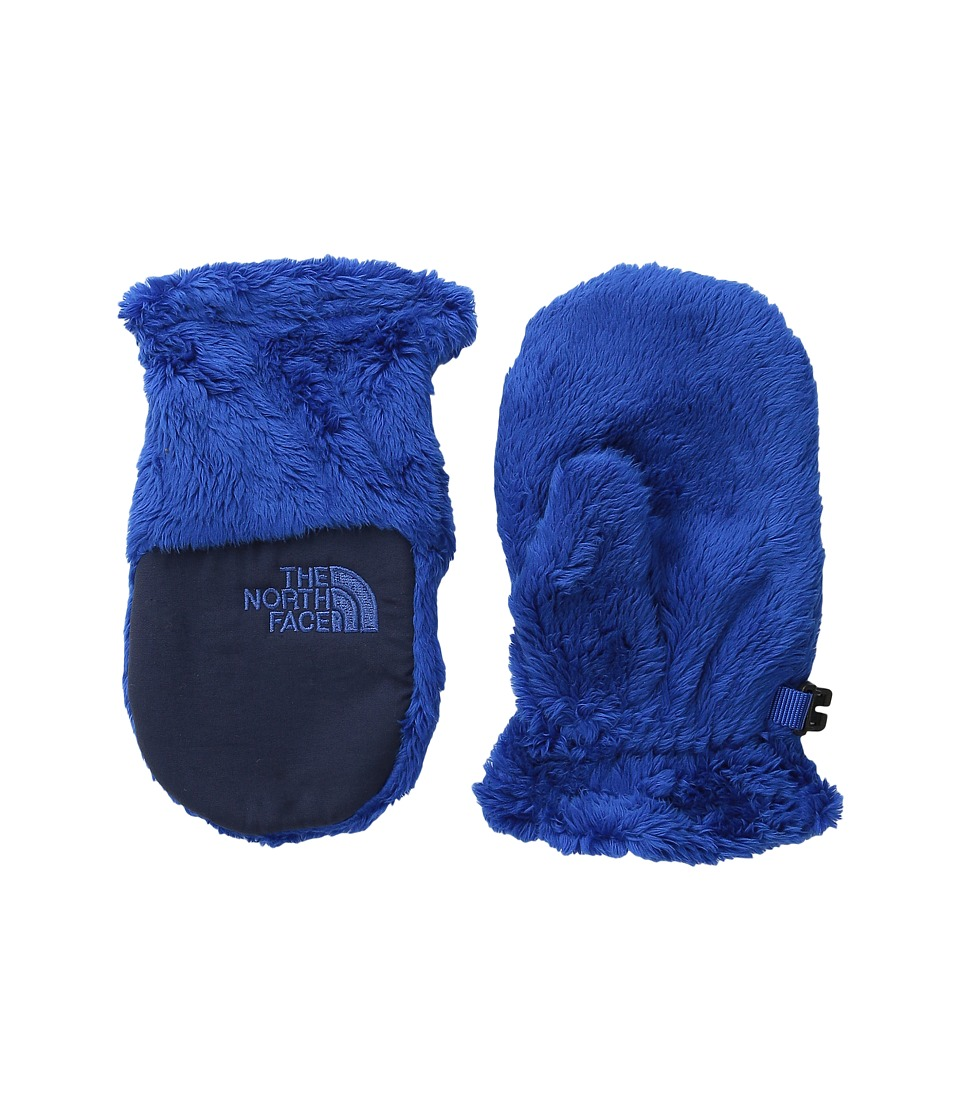 The North Face Kids - Baby Oso Cute Mitt (Big Kids) (Monster Blue/Cosmic Blue) Ski Gloves