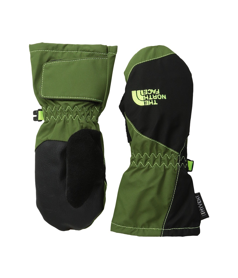 The North Face Kids - Toddler Mitt (Toddler) (Scallion Green/TNF Black) Ski Gloves