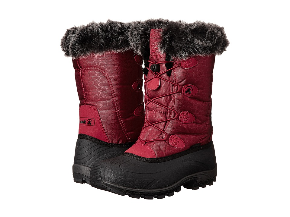 Kamik - Momentum (Rosewood) Women's Cold Weather Boots
