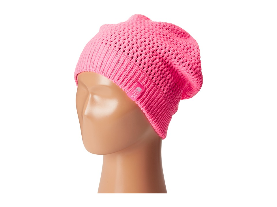 The North Face Kids - Shinsky Beanie (Big Kids) (Gem Pink) Beanies