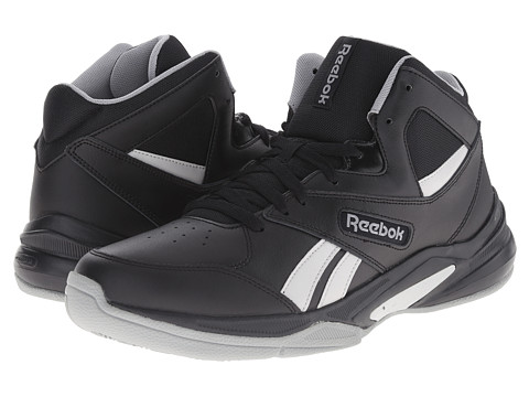 Reebok - Pro Heritage 2 (Black/Flat Grey/Steel) Men's Basketball Shoes