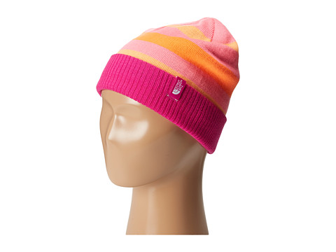 The North Face Kids - Gone Wild Beanie (Big Kids) (Luminous Pink) Beanies